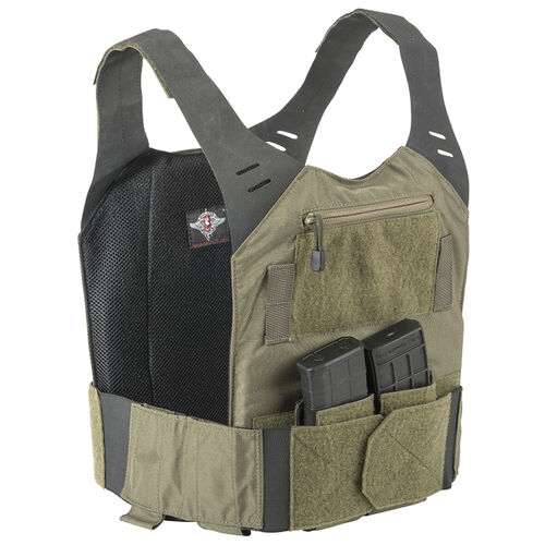 Shellback Tactical Stealth Low Vis Concealable Plate Carrier, , hi-res