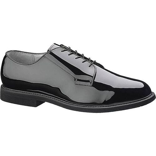 Bates High Gloss Leather Sole Oxford Shoes, , hi-res
