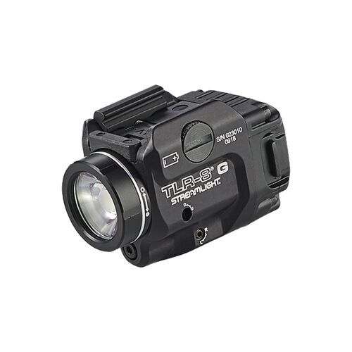 Streamlight TLR-8® G Weapon Light with Green Laser and Side Switch, , hi-res