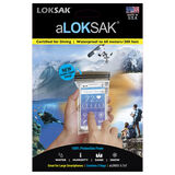"LOKSAK aLOKSAK 3.75"" x 7"" Element-Proof Storage Bag, , hi-res"