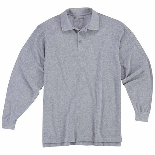 5.11 Tactical Professional Long Sleeve Polo, , hi-res