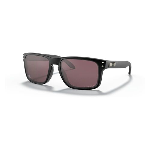 Oakley Si Holbrook Banded Collection Matte Black Frame Sunglasses With Prizm Daily Polarized Lens, , hi-res