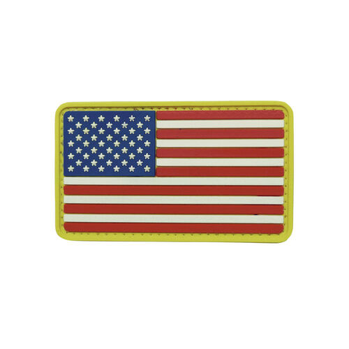 5ive Star Gear PVC US Flag Patch, , hi-res