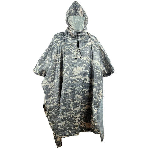 5ive Star Gear Military Ripstop Poncho, , hi-res