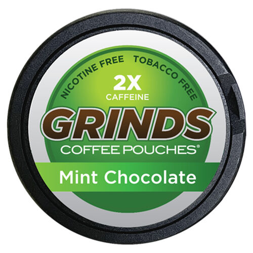 Grinds Mint Chocolate Coffee Pouches, , hi-res