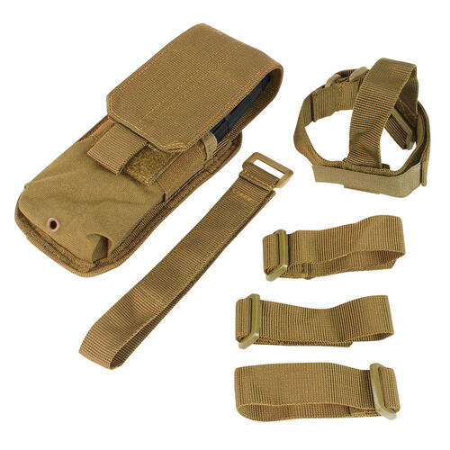 Condor M4 Buttstock Mag Pouch, , hi-res