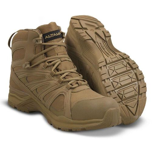 Altama Aboottabad Trail Runner Tactical Mid Waterproof Boots, , hi-res