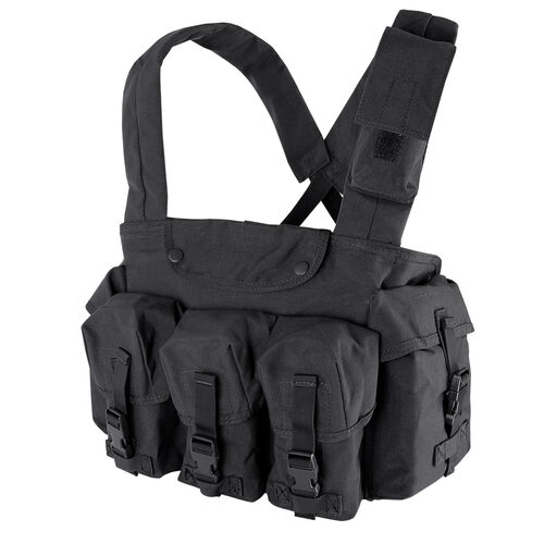 Condor 7 Pocket Chest Rig, , hi-res