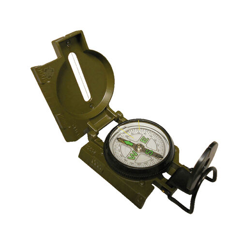 5ive Star Gear GI Spec Lensatic Military Marching Compass, , hi-res