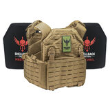 Shellback Tactical Rampage 2.0 Lightweight Armor System with Level III LON-III-P Plates, , hi-res