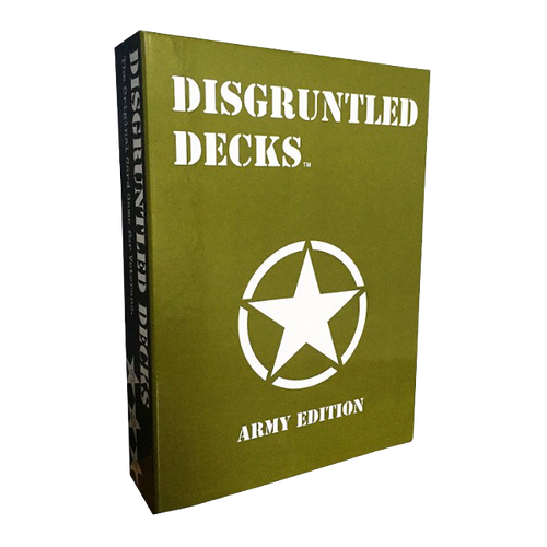Disgruntled Decks Army Edition, , hi-res