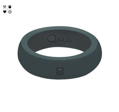 QALO Women's Outdoors Silicone Ring, , hi-res