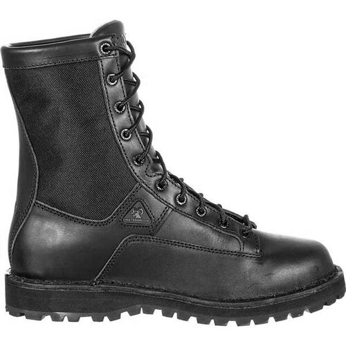 Rocky Portland Lace-to-Toe Waterproof Duty Boots, , hi-res