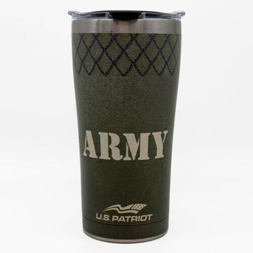 "Tervis ""Army"" 20 oz Stainless-Steel Tumbler, , hi-res"