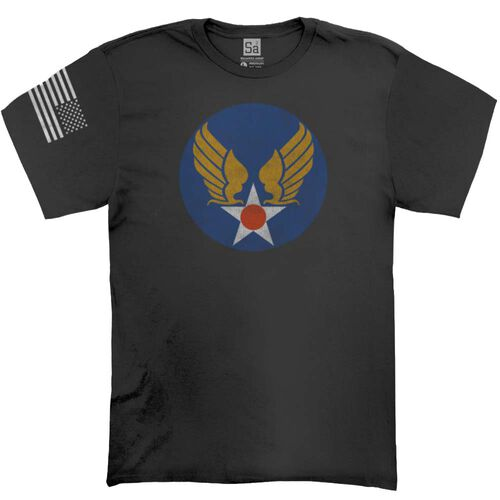 Squared Away Winged Star T-Shirt, , hi-res