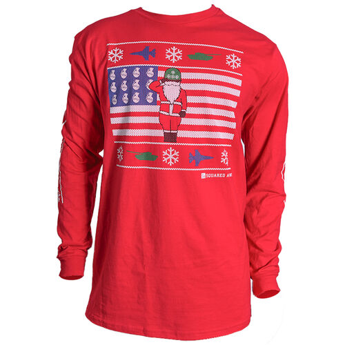 "Patton Claus ""Ugly Sweater"" Shirt, , hi-res"