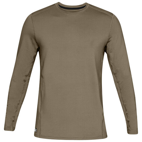 Under Armour Tactical Crew Base Long Sleeve Shirt, , hi-res