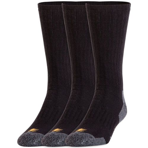 Goldtoe Powersox 3 Pair Cotton Cushion Boot Socks, , hi-res