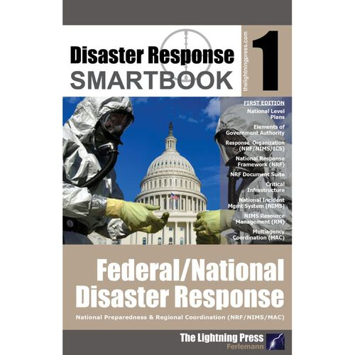 Disaster Response SMARTbook 1 Federal/National Disaster Response, , hi-res