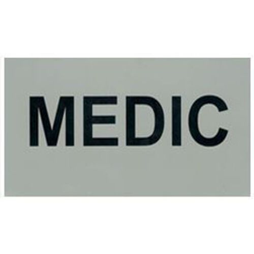 Infrared MEDIC Patch with Hook, , hi-res
