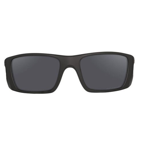 Oakley Si Fuel Cell Cerakote Graphite Black Frame With Black Iridium Polarized Lens Glasses, , hi-res