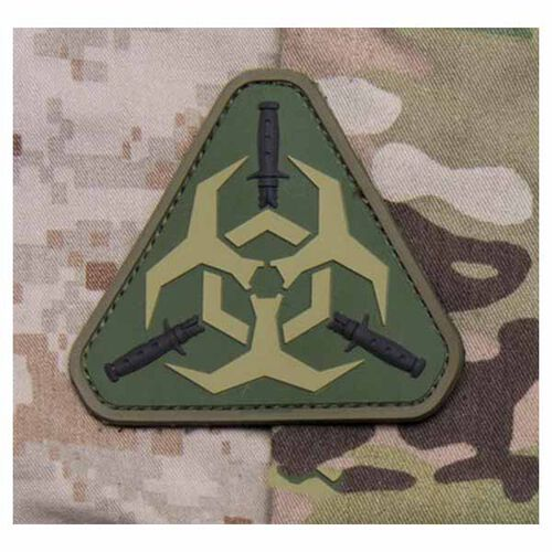 Outbreak Response PVC Patch - Mil-Spec Monkey, , hi-res