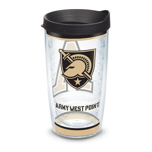 Tervis 16 oz Army Black Knights Tumbler with Lid, , hi-res