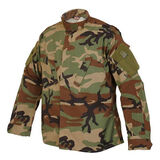 Tru-Spec 100% Cotton Ripstop BDU Coats, , hi-res