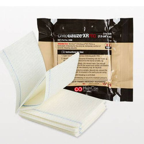 North American Rescue Chitogauze XR PRO, , hi-res