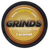 Grinds Caramel Coffee Pouches, , hi-res