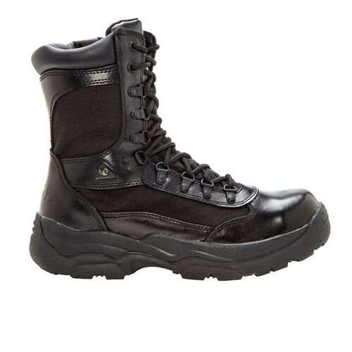 Rocky Fort Hood Side Zip Waterproof Duty Boots, , hi-res