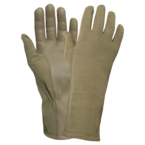Rothco G.I. Type Flame & Heat Resistant Flight Gloves, , hi-res