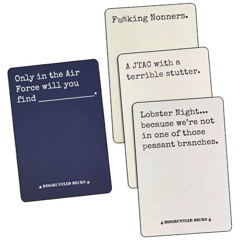 Disgruntled Decks United States Air Force Edition, , hi-res