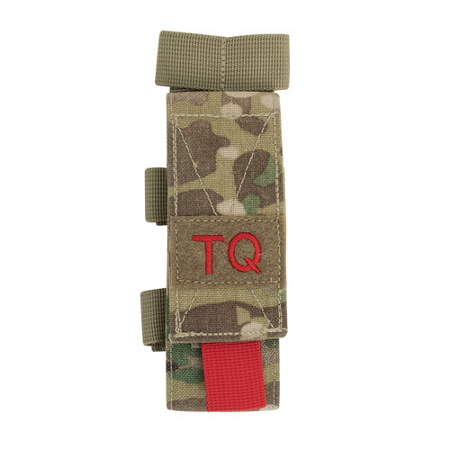 Rothco MOLLE Tactical Tourniquet & Shear Holder Pouch, , hi-res