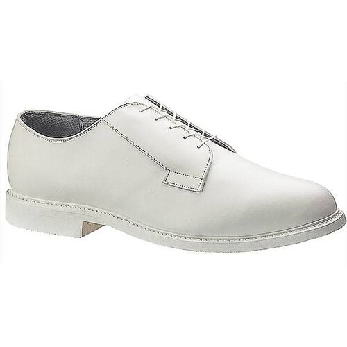 Bates Lites® White Leather Oxfords, , hi-res