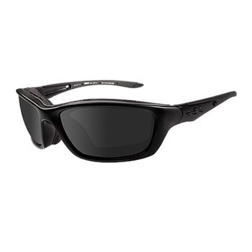 Wiley X Brick Sunglasses - Black Ops Collection Matte Frame 854F, , hi-res