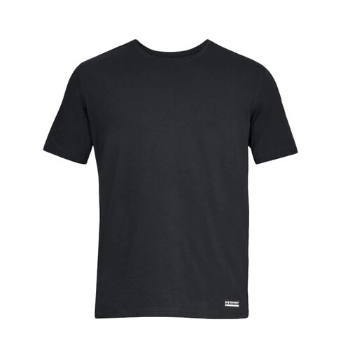 Under Armour Tac Charged Cotton Tactical T-Shirt, , hi-res