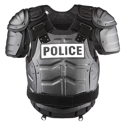 Damascus Elite Hard Shell Upper Body Riot Protection System, , hi-res