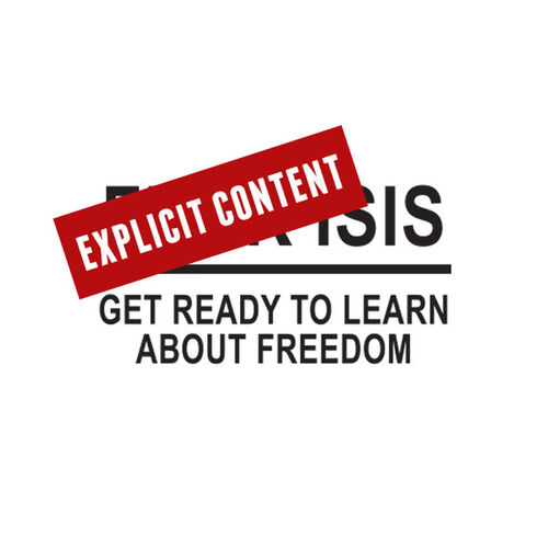 Learn About Freedom Morale Car Decal, , hi-res