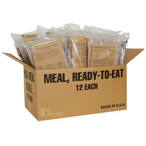 5ive Star Gear Meals Ready To Eat, , hi-res