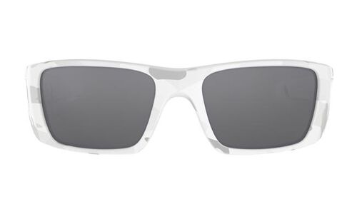 Oakley Si Fuel Cell Multicam Alpine Collection White Frame Sunglasses With Black Iridium Lenses, , hi-res