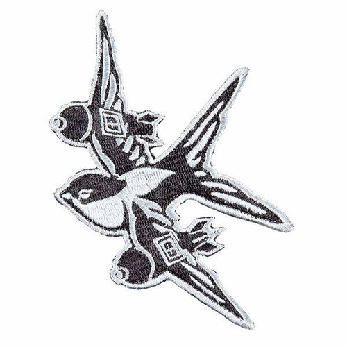 5.11 Swallow Bomber Patch, , hi-res