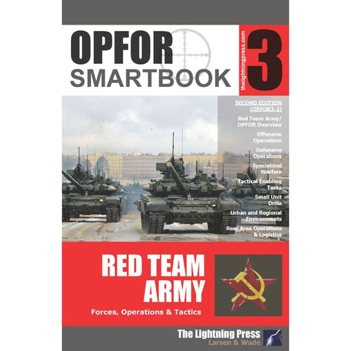 OPFOR SMARTbook 3 - Red Team Army, 2nd Ed., , hi-res