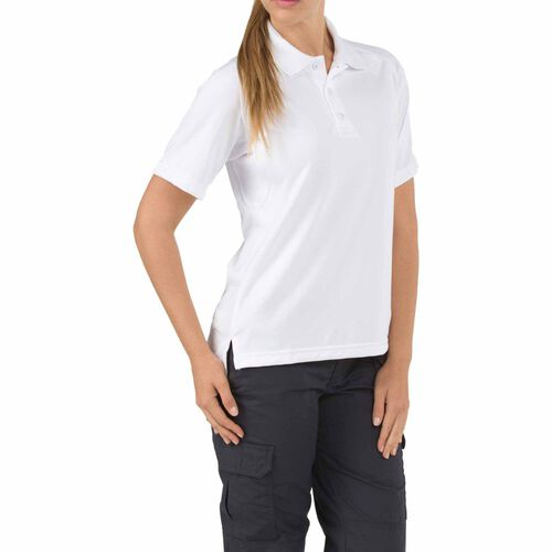 5.11 Tactical Women's Short Sleeve Performance Polo, , hi-res