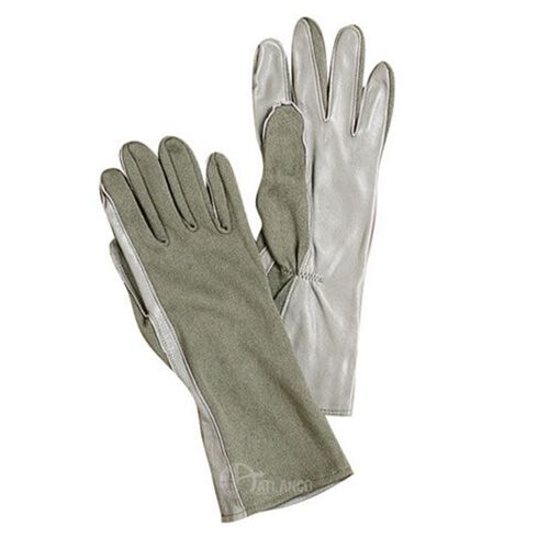 5ive Star Gear Nomex Leather Palm Flight Gloves, , hi-res