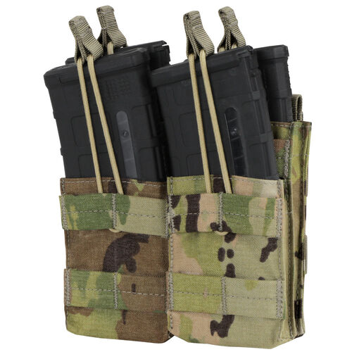 Condor Double Stacker M4 Mag Pouch, , hi-res
