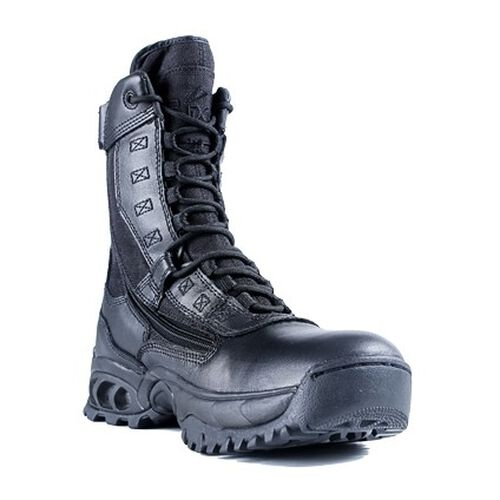 Ridge Tactical Ghost Zipper 8 Inch Boots, , hi-res
