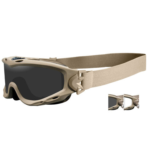 Wiley X Spear Goggles Two Lens Kit (APEL), , hi-res