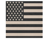 Rothco Subdued US Flag Bandana, , hi-res