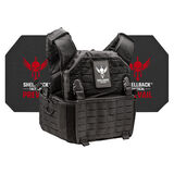Shellback Tactical Rampage 2.0 Active Shooter Kit with Level IV Model 4S17 Armor Plates, , hi-res